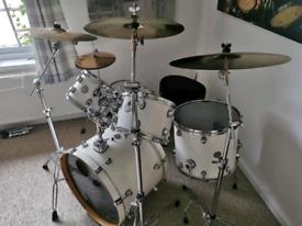 Mapex drumkit meridian birch