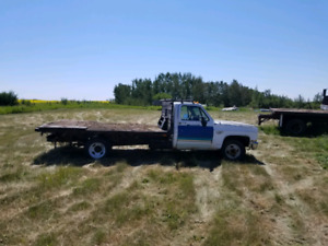 1 ton flat deck truck for sale