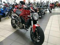 Ducati Monster 821 Stripe - Finance and nationwide delivery 01142525454