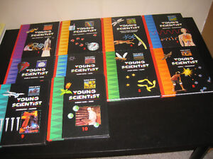 World Book The Young Scientist Encyclopedia Set Kitchener / Waterloo Kitchener Area image 1