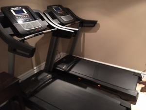 2 Treadmills For Sale!