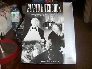 HITCHCOCK MURDER MYSTERY PUZZLE