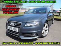 2009 Audi A4 2.0TDI (143PS) S Line - One Prev Owner - KMT Cars