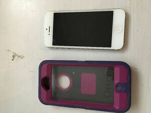 White 32gb Iphone 5
