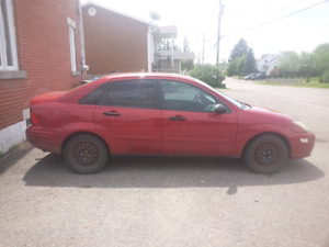 Ford focus 2003 Automatique méc.A1. $1150. Dany 438-879-5000