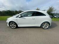 2014 Vauxhall Corsa SRI Hatchback Petrol Manual