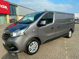 Renault Trafic 1.6DCI 120 Sport LWB LONG WHEEL BASE WOW JUST 23K 1 OWNER FSH!!