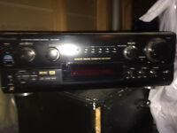 Panasonic receiver