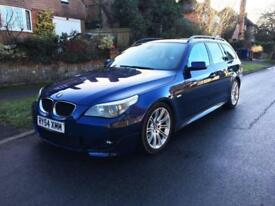 2005 BMW 5 Series 3.0 535d Sport Touring 5dr Twin Turbo