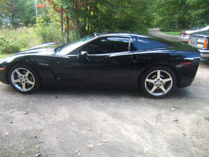 2007 Chevrolet Corvette trade for cvo