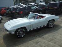 CHEVROLET CORVETTE CONVERTIBLE 1965 Petrol Automatic in White