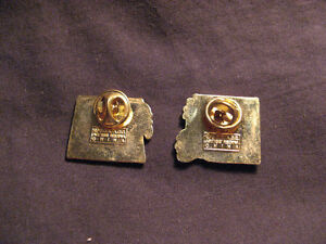(2) 1988 Kellogg Olympic Pin / Badge COLLECTIBLES - very rare Belleville Belleville Area image 4
