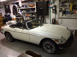 Great working MGB 1978