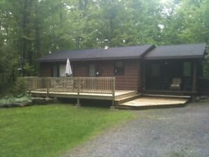 HALIBURTON COTTAGE FOR RENT BOOKING FOR THE 2018 SEASON