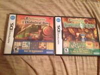 Professor Layton unwound future and diabolical box