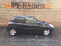 + NEW SHAPE CLIO ONLY 62 K FSH £1790 +