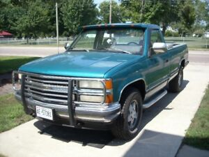 For sale: 1994 Chev Silverado 1500