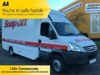 b73e529a001efa 2009 Iveco Daily 65c18 3.0 MOBILE SHOP DISPLAY EXHIBITION CAMPER LUTON BOX  VAN