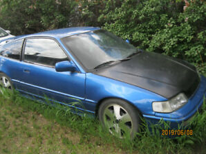 FOR SALE 1990 CRX Si