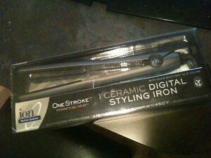Ion One Stroke Straightener