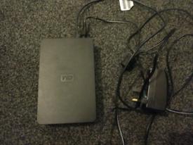 Western Digital Elements Desktop external hard drive