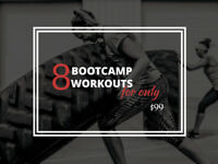 BOOTCAMP WORKOUTS - Downtown London Starting in January