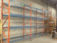 WE BUY PALLET RACKING AND WAREHOUSE EQUIPMENT