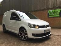Volkswagen Caddy 1.6TDI ( 102PS ) C20 RECENT MAIN DEALER SERVICE