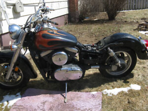 PARTING OUT 2002 KAWASAKI 1500 NOMAD ALL PARTS AVAILABLE CHEAP