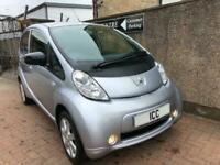 16 16 PEUGEOT ION ELECTRIC AUTO 5DR SILVER 1 OWNER 9588 MLS £0 TAX B/TOOTH A/C