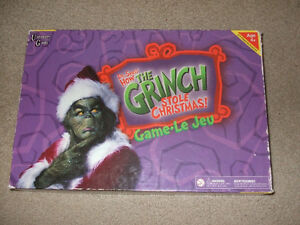 The Grinch Board game Kitchener / Waterloo Kitchener Area image 1
