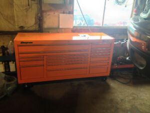 Snap-on classic 96 tool box