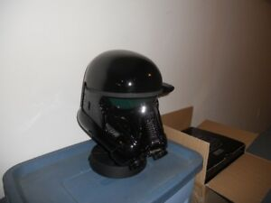 Darth Vader Replica Helmet on Stand - Reduced!