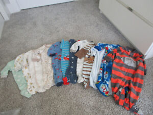 0-3 month baby sleepers