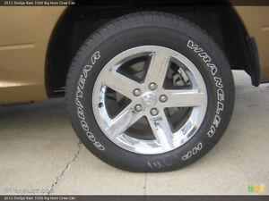 "WANTED:  One Chrome 20"" Dodge Ram Rim"