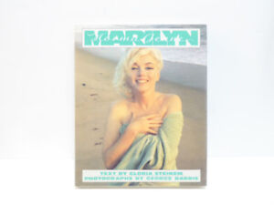 MARILYN MONROE: NORMA JEANE COFFEE TABLE BOOK - MINT COND.