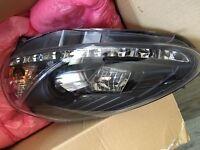 Brand new Set Fiat Grande Punto Projector LED Headlights 2005/2009