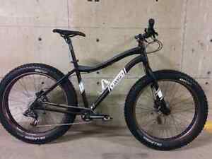9 zero 7 fatbike - excellent condition