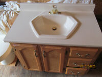 Bathroom vanity. Priced to sell