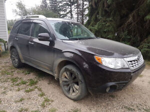 2013 Subaru Forester X Touring SUV, Crossover