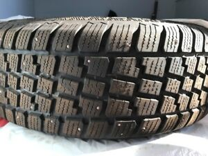 Herculese Avalanche Xtreme Winter Tires - STUDDED