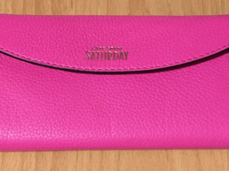 Brand new authentic Kate Spade Saturday wallet