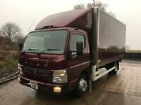 2012 Mitsubishi Canter 7c15 16ft fridge box GAH freezer, 50kms