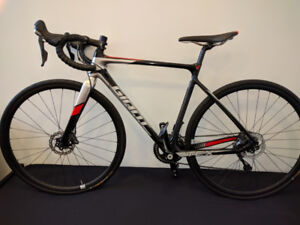 Giant TCX Pro 2 Small 2016 cyclocross carbon
