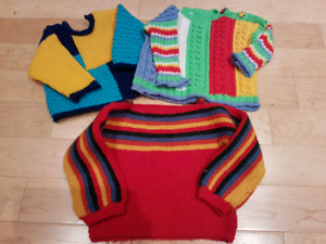 Size 6-12 month Sweaters