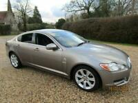 2010 Jaguar XF Luxury Saloon Automatic