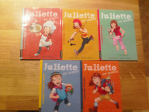 Livres Juliette en direct