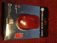 Wireless pc mouse z4000 £15