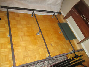 Bed frame - double