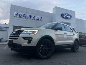 2018 Ford Explorer XLTCOLLISION WARNING , 4WD , NAV , TRAILER TO